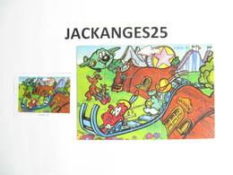 KINDER PUZZLE K00 N 112 1999 + BPZ - Puzzles
