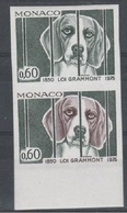 MONACO - ESSAIS DE COULEURS - LOI GRAMMONT - Monaco