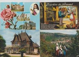 18/10/73  -  LOT  DE 400 CPM  DU  DEPT  14   À  16€,50  +  PORT   ( 8€,70   Pour La France ) - 100 - 499 Postcards