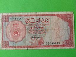 1/4 Pound 1963 - Libye