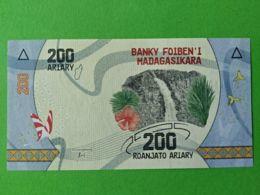 200 Ariary  2017 - Madagascar