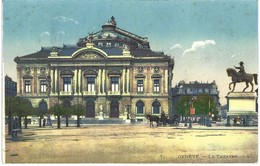 Genève - Le Theatre - GE Ginevra