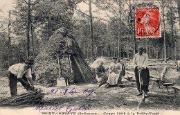 S601 - Cpa 08  Signy L'Abbaye -  Coupe 1909 à La Petite Forêt - France