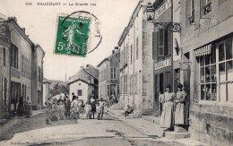 S605 - Cpa 08  Raucourt - La Grande Rue - Ohne Zuordnung