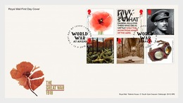 Groot-Brittannië / Great Britain - Postfris / MNH - FDC Eerste Wereldoorlog 2018 - 1952-.... (Elizabeth II)