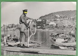 Gasoline Benzina SHELL Essence Barche Bateaux Boats - Barche