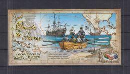 R555. Vanuatu - MNH - Transport - Ships - Travelers - Barcos