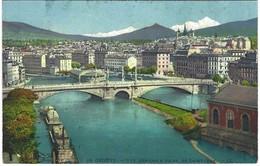 Genève - Vue Générale Prise De Saint Jean - GE Ginevra