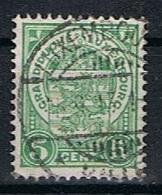 Luxemburg Y/T 92 (0) - 1907-24 Ecusson