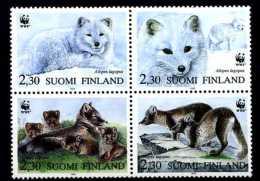 E10355)WWF, Finnland 1202/5 ZDR** - W.W.F.