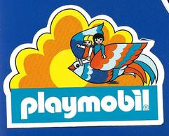 A.C. PLAYMOBIL - Autocollants