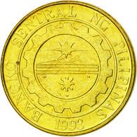 Monnaie, Philippines, 25 Sentimos, 2004, TTB, Brass Plated Steel, KM:271a - Philippines