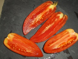 30 Graines Tomates ANDINE CORNUE OU POIVRON DES ANDES BIO - 2. Graines