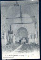Cpa Du 37 Le Petit Pressigny Intérieur De L' église   SEPT18-18 - Le Grand-Pressigny