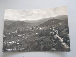 CARTOLINA TORRAZZA VISTA DA CAMPI - Genova