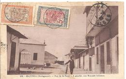 Ansichtskarte- Aus  Madagaskar  - Majunga   -   Aus Dem Jahre  1929 - Madagaskar
