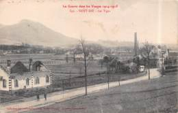 SAINT DIE Les Tiges 18(scan Recto-verso) MA1474 - Saint Die