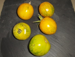 30 Graines Tomates VERTE EVERGREEN BIO - 2. Seeds