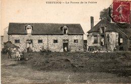 Vieuvicq -   La  Ferme  De  La  Prière. - Autres Communes