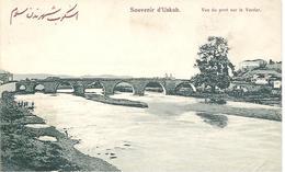Ansichtskarte- Aus Albanien - Uskub-   Aus Dem Jahre  1912 - Albanien