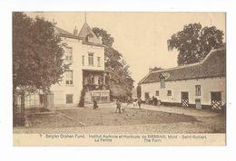 Bierbais (Br.W)  (M 4486 )  Animation La Ferme ( Institut Agricole Et Horticole ) - Mont-Saint-Guibert