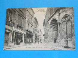 81 ) Gaillac - N° 15 - Rue Portal - Eglise Saint-pierre  : Année  : EDIT : Valats - Gaillac