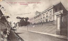 Ansichtskarte- Aus Brasilien - Florianopolis  Aus Dem Jahre 1915 - Florianópolis
