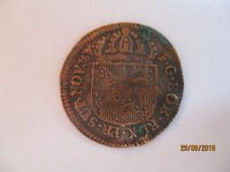 Suisse: Neuchâtel 1 Kreuzer 1792 - Suiza