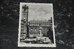 3533   VERONA   PIAZZA ERBE  PALAZZO MAFFEI E TORRE DEL GARDELLO - Verona