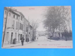 81 ) Gaillac - N° 399 - Avenue De La Gare  : Année  : EDIT : Labouche - Gaillac
