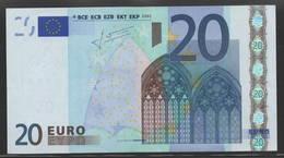 € 20  H SLOVENIA  E003  TRICHET  XF - EURO