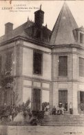 696 - Cpa 09 Lézat -  Château Du Biac - Lezat Sur Leze