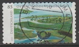 Germany 2015 Wild Germany - Ostsee 85 (C) Multicoloured SW 2868 O Used - BRD