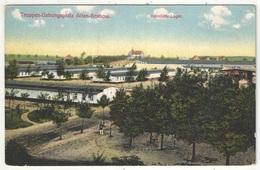 Truppen-Uebungsplatz Alten-Grabow - Kavallerie-Lager - Magdeburg