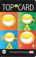 Prepaid: IDT Top Card 04.13 Seriennummer Dick - Oesterreich