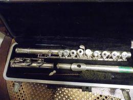 Flute Traversiere Ancienne HENRI SELMERE - Musical Instruments