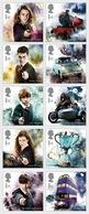 Groot-Brittannië / Great Britain - Postfris / MNH - Complete Set Harry Potter 2018 - 1952-.... (Elisabetta II)