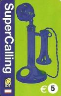 Prepaid: IDT Super Calling - Oesterreich