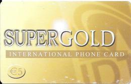 Prepaid: IDT Super Gold - Oesterreich