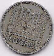 Algérie - 100 Francs 1952 - Algeria