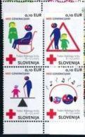 Slovenie 2007  Nobel Red Cross Croix Rouge  MNH - Nobel Prize Laureates