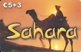 Prepaid: IDT Sahara - Oesterreich