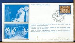 VATICANO - VISITE UDIENZE - 1964 - DELEGATI COMUNITA' CRISTIANE NON CATTOLICHE - Papi