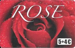 Prepaid: IDT Rose - Oesterreich