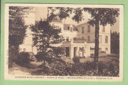 CHAMALIERES : Clinique Saint Amable, Avenue De Royat. TBE. 2 Scans. Edition Gendre - France