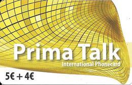 Prepaid: IDT Prima Talk 08.13 - Oesterreich