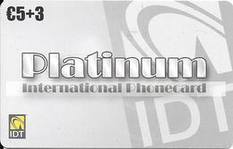 Prepaid: IDT Platinum - Oesterreich