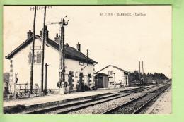 MARBOUE - La GARE Animée -  2 Scans - Zonder Classificatie