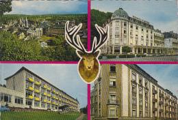 """Belgique - Spa - Immeubles """"Les Heures Claires"""" - Spa"""