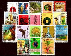 Taiwan-0003 - Lotto Valori Di Vari Periodi. - Taiwan (Formosa)